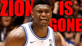 Why You Don't Hear Much About Zion Williamson Anymore