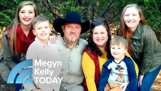 Wife Of Donor Meets The Man Saved By Her Husband's Heart | Megyn Kelly TODAY