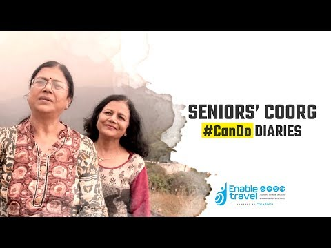 Vacations for Senior Citizens in Coorg - Enable Travel