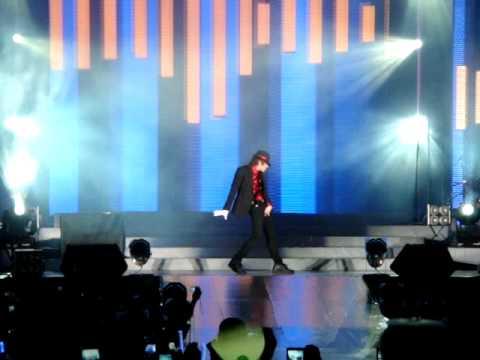 110528 Super Junior M Eunhyuk Dance Solo
