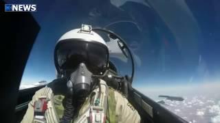 Clip Nga không kích kinh hoàng quân khủng bố IS ở Syria - Hé lộ âm mưu phía sau