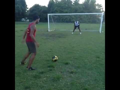 First Time Playing Soccer/football - Smashpipe Entertainment