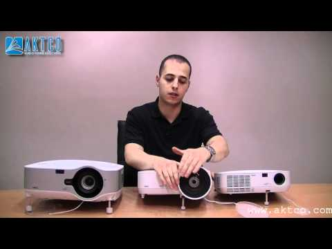 NEC Projectors English