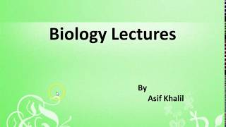 9th biology ch #1 introduction to biology/ lecture 1 define biology/ major division and branches
