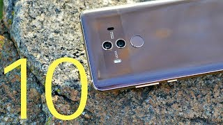 Huawei Mate 10 Pro Review After 36 Hours - A Beautiful Beast!