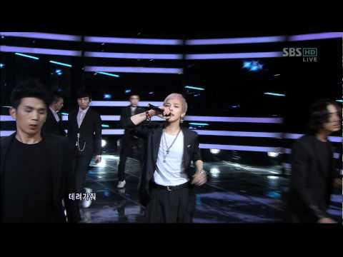 BIGBANG_0410_SBS Inkigayo_LOVE SONG