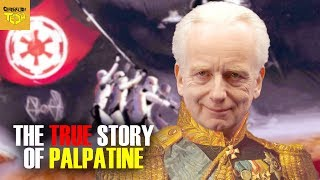 Palpatine the Good | The Emperor Who Tried to Save the Galaxy