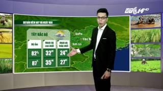 (VTC14)_Thời tiết nông vụ ngày 27/07/2017