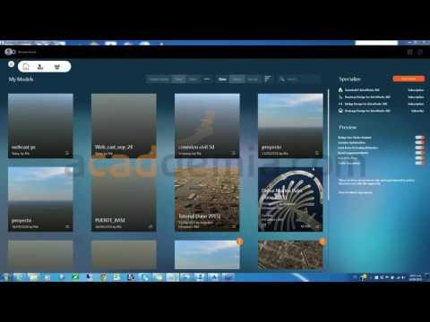 Conozca lo nuevo de Infraworks 360
