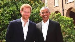Prince Harry interviews ex-president Barack Obama (FULL INTERVIEW)