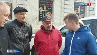 Участники проекта «Безопасные дороги» проверяют отремонтированные в городе улицы