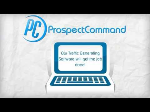 ProspectCommand Traffic Generating Software