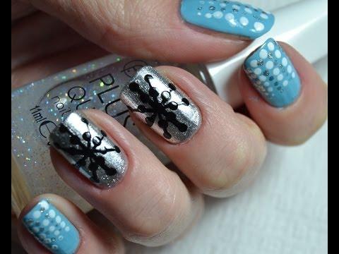 видео дизайн ногтей дотсом: