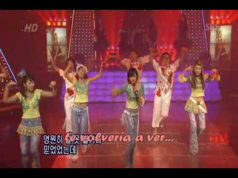 Baby V.O.X. - By Chance (Oo Yon) SPANISH SUBTITLES