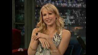 Lucy Punch Interview on The Late Show with Jimmy Fallon