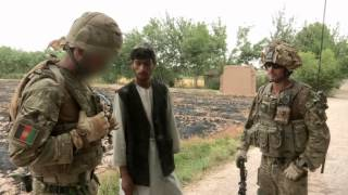 Royal Marines: Mission Afghanistan: Episode 1 - Deadly Underfoot