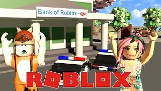 SEAPEEKAY AND LDSHADOWLADY ROB A BANK