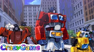 Transformer 2015 Devastation Full Game Movie - Cartoon for Children & Kids