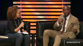 Terry Crews at What Makes A Man 2014 (Part 1 of 3)