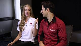 Canadian Olympic figure skaters share their biggest costume malfunctions