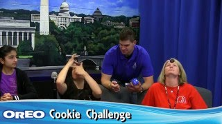 Games With Guests OREO Cookie Challenge