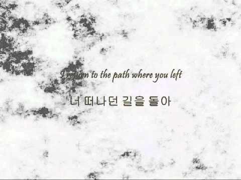 SHINee - 눈을 감아보면 (Four Seasons) [Han & Eng]