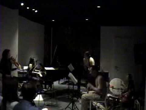Live@ The Stone NYC Shoko Nagai (compositions/ piano) Jennifer Choi Ned Rothenberg  Satoshi Takeishi Stomu Takeishi