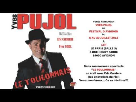 spectacle yves pujol