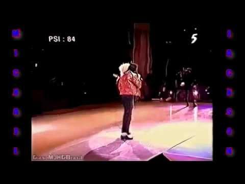 Michael Jackson - Beat It HWT Manila 1996 HD Remastered
