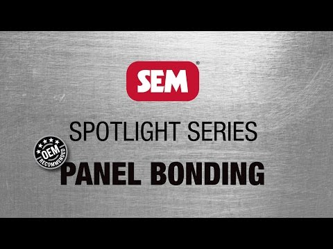 SEM Spotlight Series: Panel Bonding