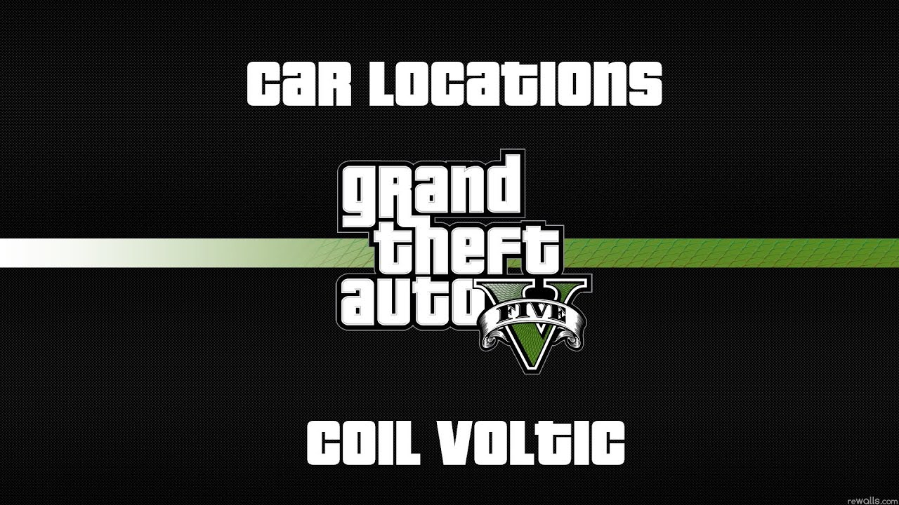 Gta 5 Coil Voltic Location | www.imgkid.com - The Image ...