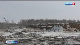 В Омской области появятся три новых мусоросортировочных завода