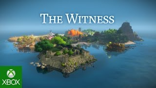 The Witness - Xbox One Trailer d'annuncio
