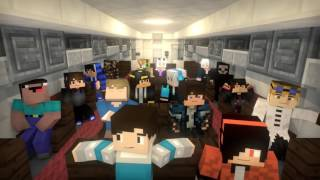 Minecraft Đại dịch Zombie | Minecraft Animation Full HD | Super Hero Music | UNOFFICIAL VIDEO
