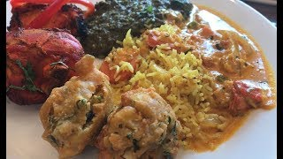 INDIAN FOOD BUFFET   INDIA OVEN MASALA   LAS VEGAS
