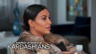 KUWTK | Kim Kardashian Calls Caitlyn a
