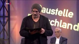 Torsten Sträter auf der Baustelle Deutschland