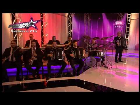 Mile Kitic - Klosar - (Subotom popodne) - (Tv Pink 2014)