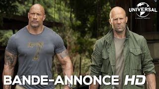 Fast & furious : hobbs & shaw :  bande-annonce 3 VOST