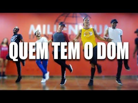 QUEM TEM O DOM - Jerry Smith Feat. Wesley Safadão I Coreógrafo Tiago Montalti