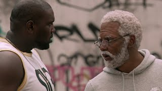 """Hold my nuts"" scene 