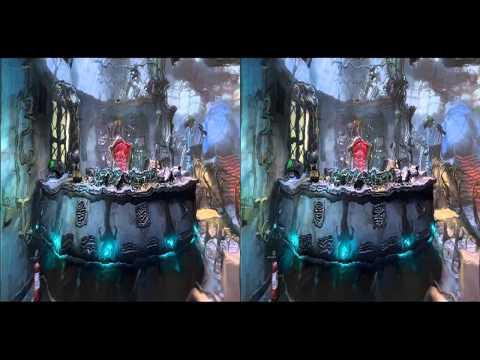Misadventures in Imax 3D