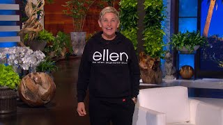 Ellen Recaps the Awards, Fashion, and Zooms from the 2021 Golden Globes