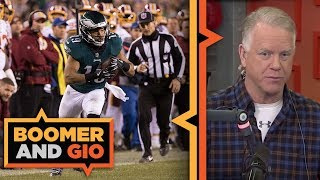 Giants SIGN Golden Tate   Boomer & Gio
