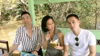 Du lịch sinh thái - chợ nổi Bang Nam Phueng Thailand