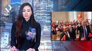 Thủ tướng Phúc: 'Bọn phản động, lưu vong rã rời chân tay' khi Tổng thống Trump giơ cao cờ VIỆT NAM