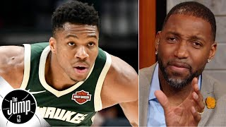 'No way in hell' Giannis Antetokounmpo turns down a supermax deal – Tracy McGrady | The Jump