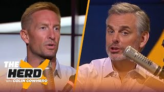 Joel Klatt on whether Trevor Lawrence is the best prospect ever, talks Justin Fields | THE HERD