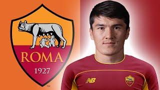 ELDOR SHOMURODOV   Welcome To Roma 2021   Fantastic Goals, Skills, Assists (HD)