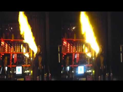 Fire Breath @ Audio Discotech (YT3D:Enable=True)